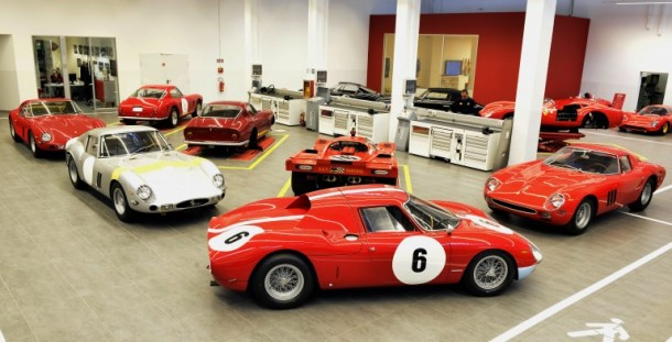 60 Rare Cars Found after 50 Years in a Barn in France 34
