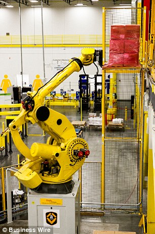 Amazon's Robotic Army and Cyber Monday3