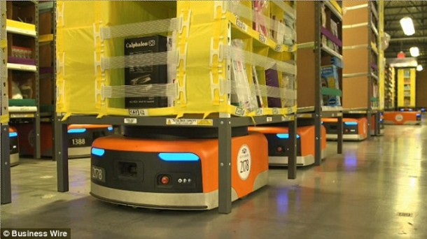 Amazon's Robotic Army and Cyber Monday4
