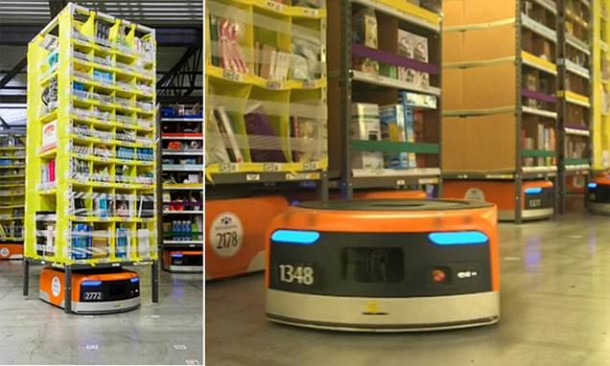 Amazon's Robotic Army and Cyber Monday8