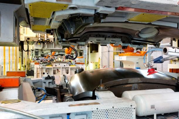 BMW Production Facilities – Where Magic Happens 11