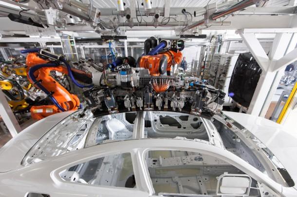 BMW Production Facilities – Where Magic Happens 13a