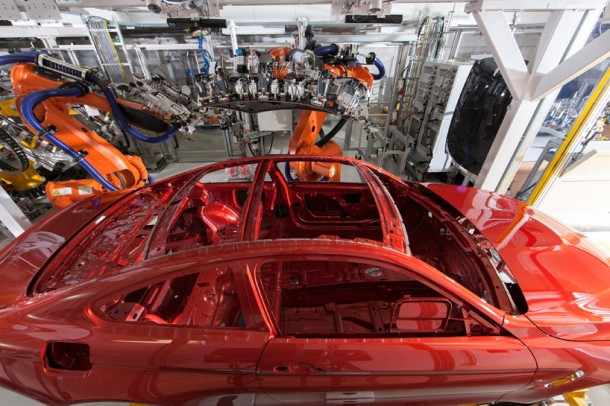 BMW Production Facilities – Where Magic Happens 14