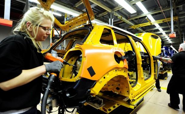 BMW Production Facilities – Where Magic Happens 15