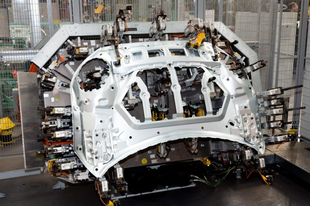 BMW Production Facilities – Where Magic Happens 16