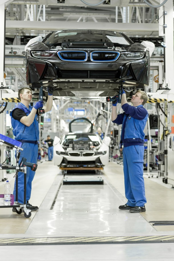 BMW Production Facilities – Where Magic Happens 2