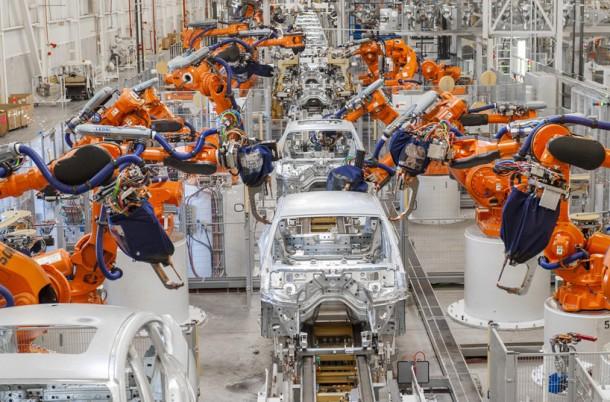 BMW Production Facilities – Where Magic Happens 3