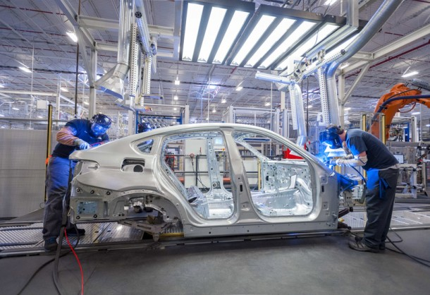 BMW Production Facilities – Where Magic Happens 4