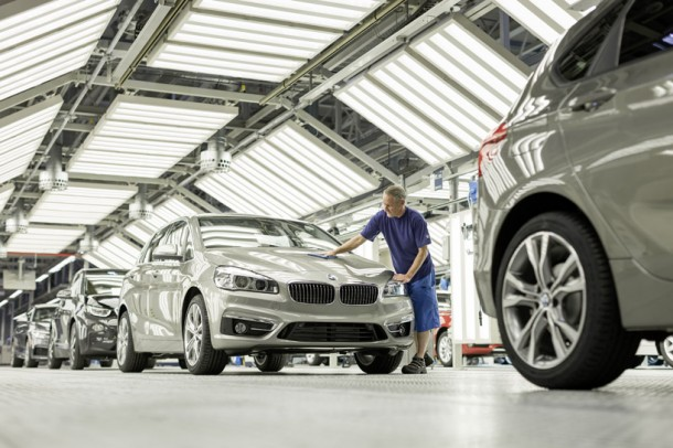 BMW Production Facilities – Where Magic Happens