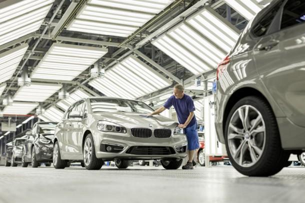 BMW Production Facilities – Where Magic Happens