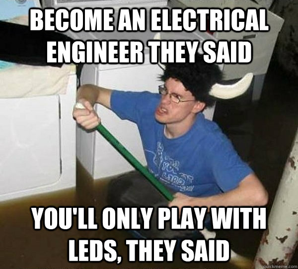 Being an Engineer 13