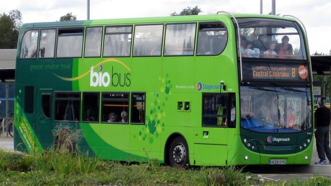 Bio-Bus Runs on Human Waste5