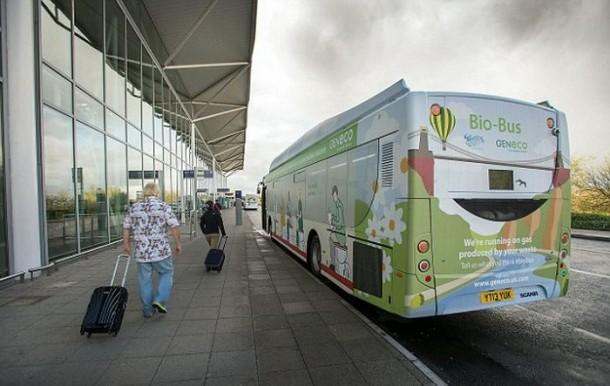 Bio-Bus Runs on Human Waste6