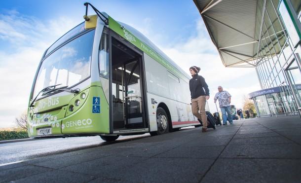 Bio-Bus Runs on Human Waste7