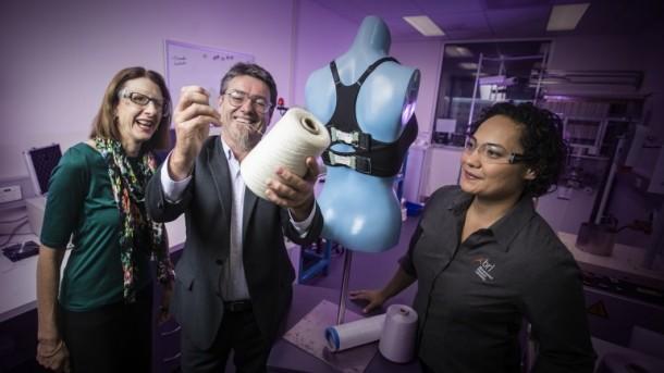 Bionic Bra – Responsive Bra Design