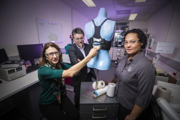 Bionic Bra – Responsive Bra Design2