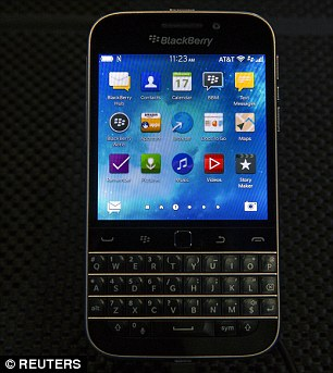 BlackBerry Classic – An Attempt to Save the Firm 3