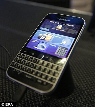 BlackBerry Classic – An Attempt to Save the Firm 2
