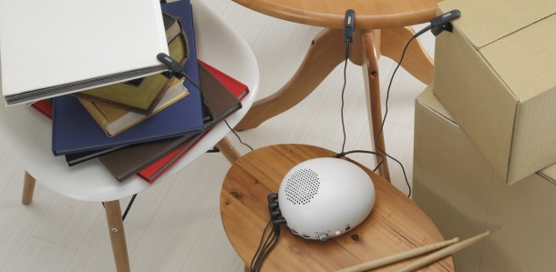 Cliphit – The Portable Drum kit You Can Play Anywhere5