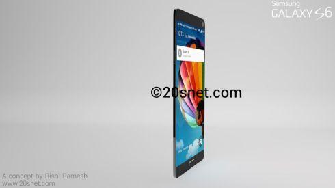Conceptual Designs for Smartphones due in 2015 3
