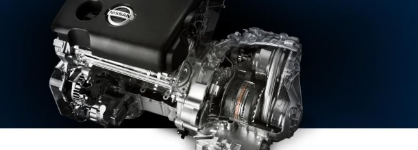 Continuously Variable Transmission - Nissan