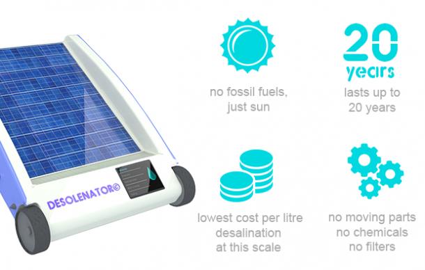 Desolenator – Solar Energy Based Device for Desalination 4