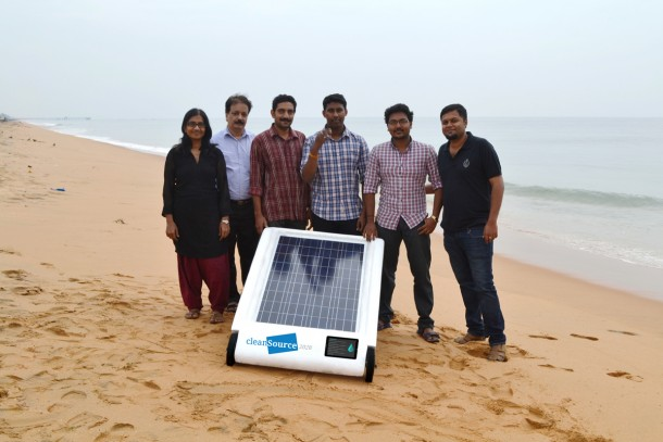 Desolenator – Solar Energy Based Device for Desalination 5