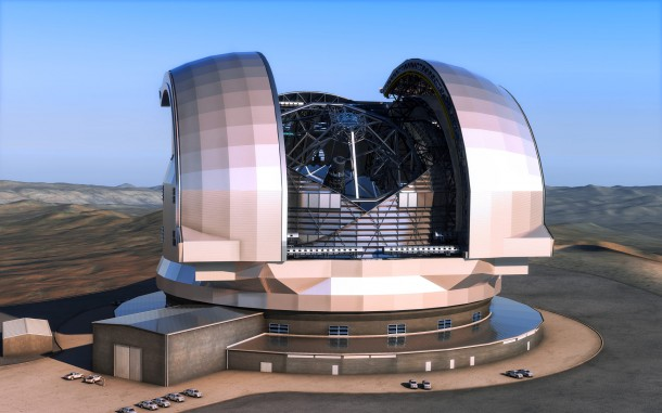 European Extremely Large Telescope Gets Green Light for Construction