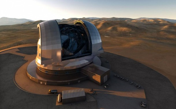 European Extremely Large Telescope Gets Green Light for Construction4