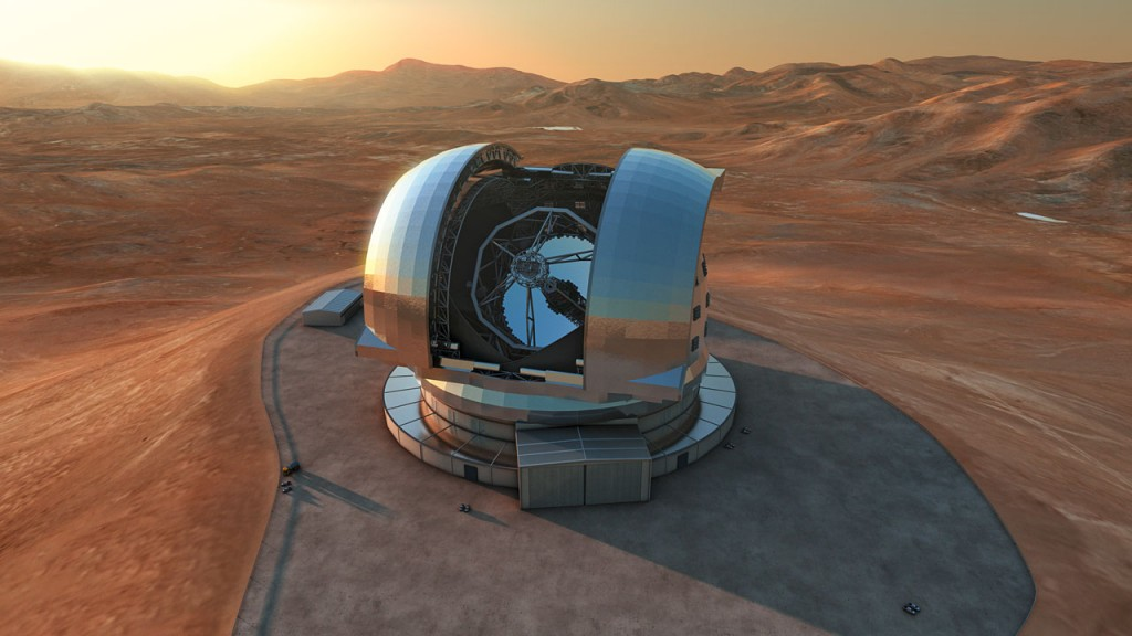 European Extremely Large Telescope Gets Green Light for Construction6