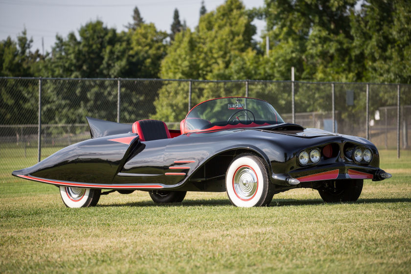 First Official Batmobile up for Auction3