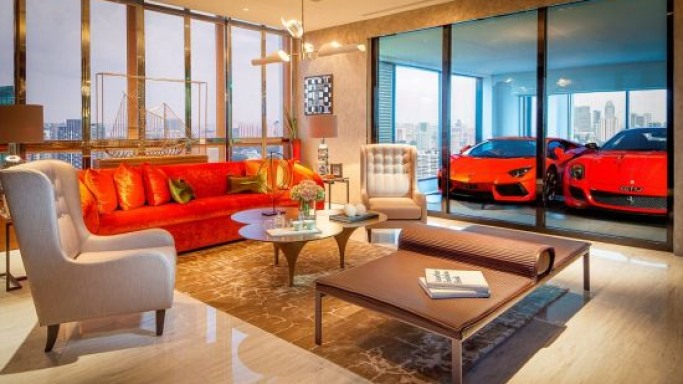 Hamilton Scotts – Park Cars in Apartment 2