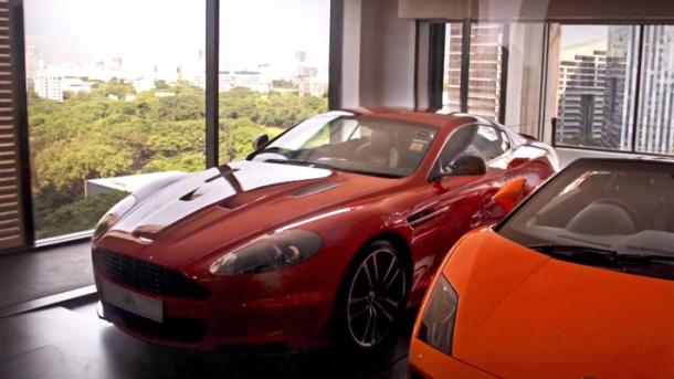 Hamilton Scotts – Park Cars in Apartment 6