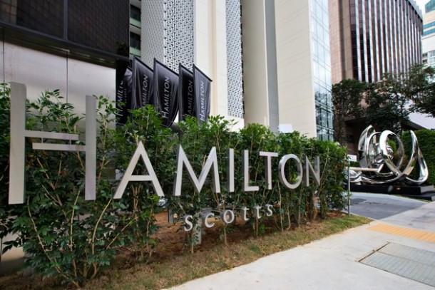 Hamilton Scotts – Park Cars in Apartment 8