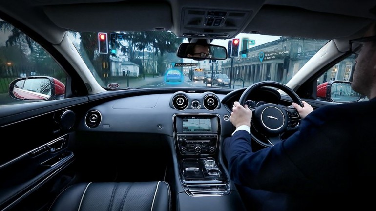 Jaguar Land Rover and Safety while Driving 2