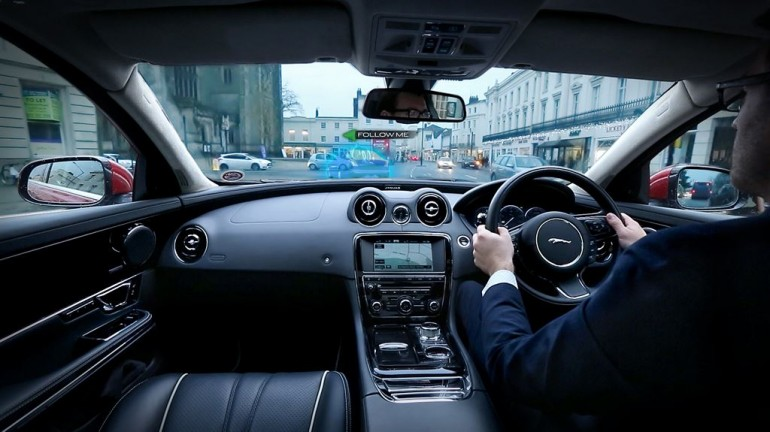 Jaguar Land Rover and Safety while Driving 3