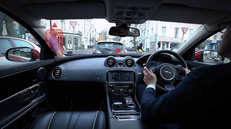Jaguar Land Rover and Safety while Driving 4