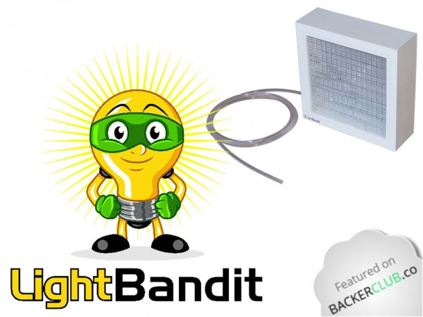 Light Bandit – Redirect Sunlight for Your Use3