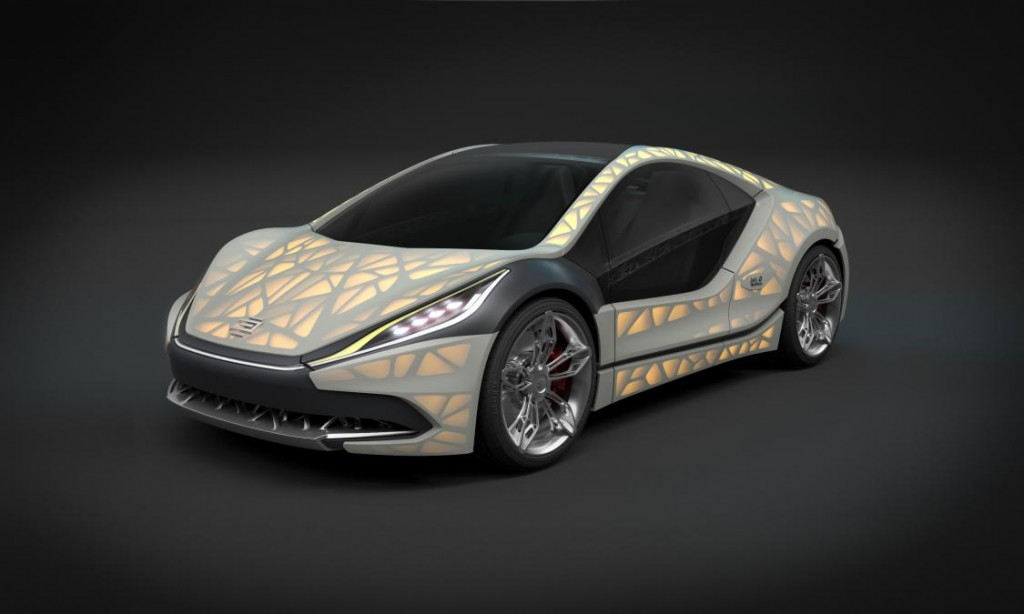 Lightweight Cocoon – Car with Lightweight Skin