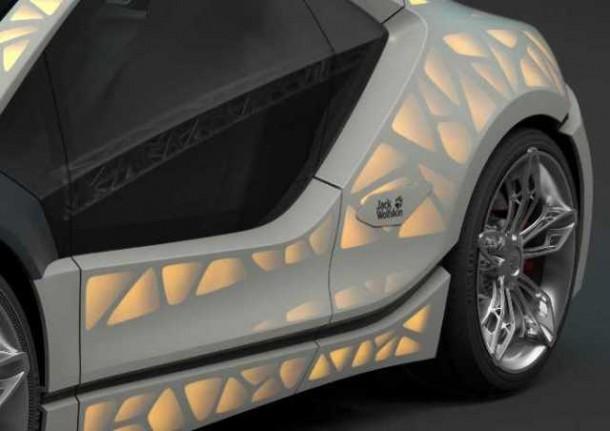 Lightweight Cocoon – Car with Lightweight Skin 3