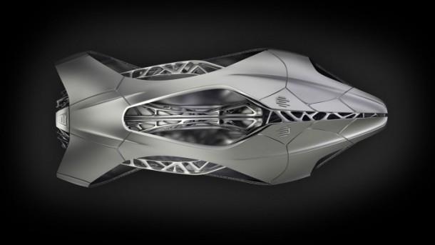 Lightweight Cocoon – Car with Lightweight Skin 5