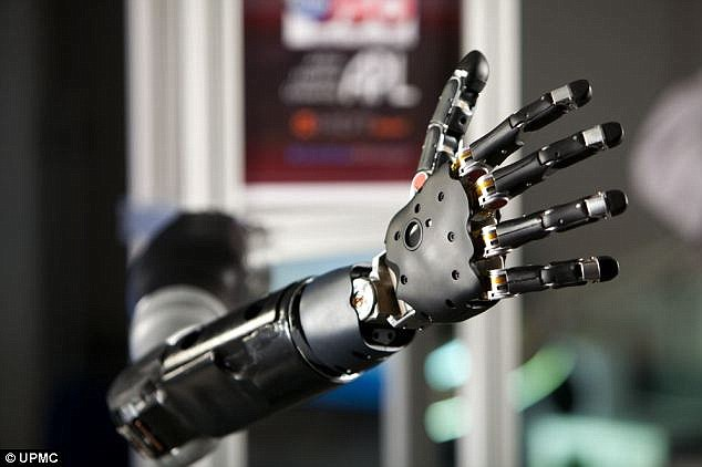 Mind Controlled Robotic Hand – 10D 3