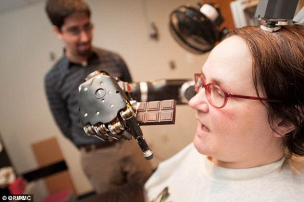 Mind Controlled Robotic Hand – 10D 2
