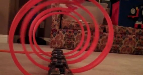 Mother of All Hot Wheels Tracks3