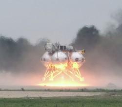 NASA Morpheus lander Successfully Completes Final Test Flight 2
