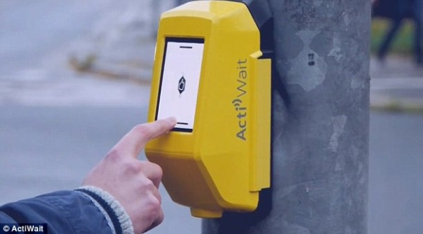 Play Ping Pong Before you Cross the Road in Germany - ActiWait