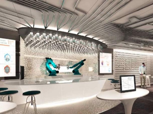 Quantum of the Seas – Robotic Bartenders4