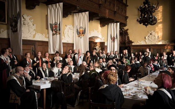 Real Life Hogwarts – College of Wizardry in Poland 3