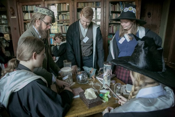 Real Life Hogwarts – College of Wizardry in Poland 6