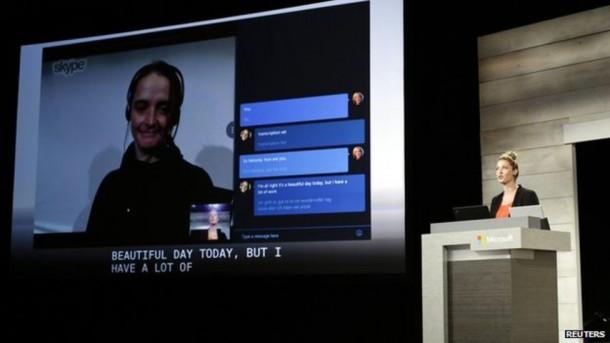 Real Time Language Translation on Skype 2